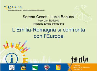 L'Emilia-Romagna si confronta con l'Europa
