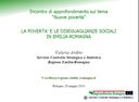 Le disuguaglianze sociali in Emilia-Romagna