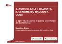 L'agricoltura italiana: il quadro che emerge dal censimento
