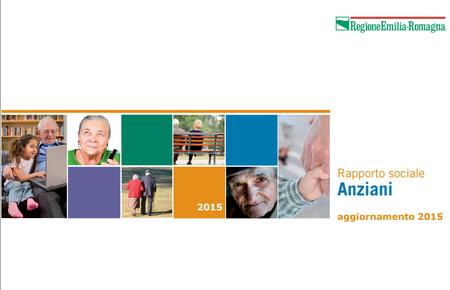 Rapporto sociale anziani. Aggiornamento 2015