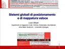 Sistemi globali di posizionamento e di mappatura veloce