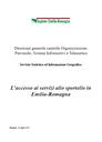 L'accesso ai servizi allo sportello in Emilia-Romagna