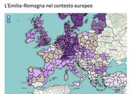 Aggiornato il Factbook dell'Emilia-Romagna