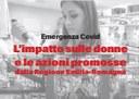 Pari opportunità, l'impatto della pandemia sul lavoro femminile e le azioni promosse dalla Regione Emilia-Romagna