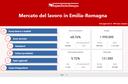 Pubblicato il report interattivo sul mercato del lavoro in Emilia-Romagna